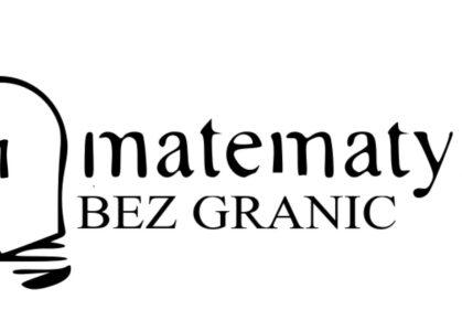 Logo konkursu Matematyka bez granic.