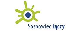 Logo Sosnowiec Łączy