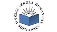 Logo Wyższej szkoły humanitas w Sosnowcu